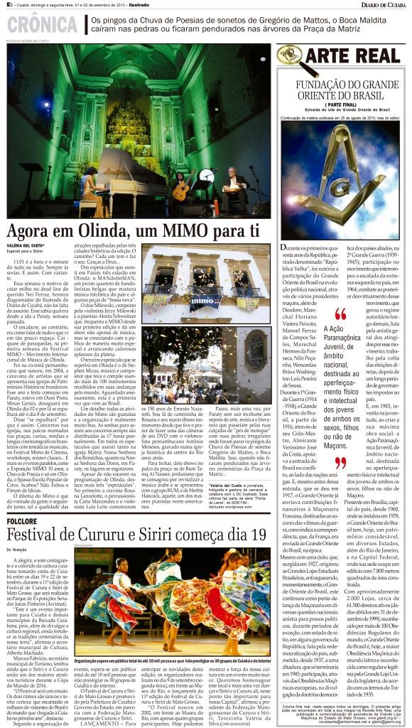 ILUSTRADO DOMINGO    JULHO 2009